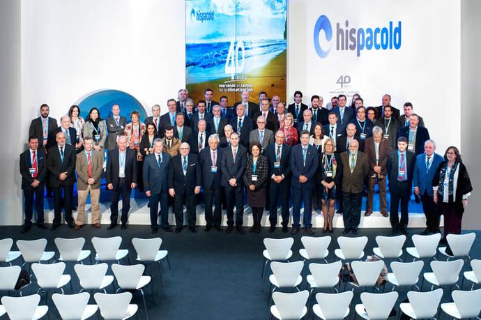 Hispacold celebra con el Sector sus primeros 40 años