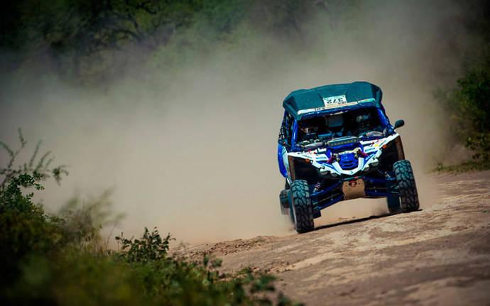 Indcar estuvo presente en la última edición del Rally Dakar