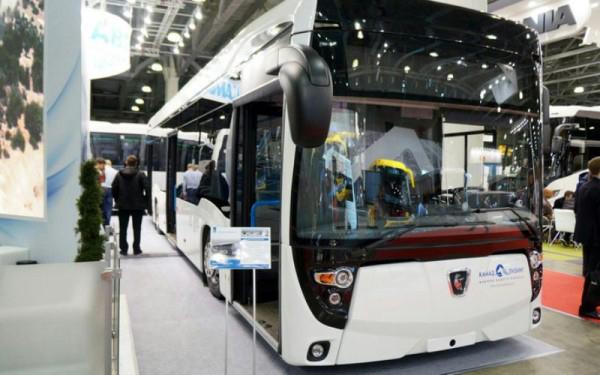 Moscú solicita 200 autobuses eléctricos para su urbano