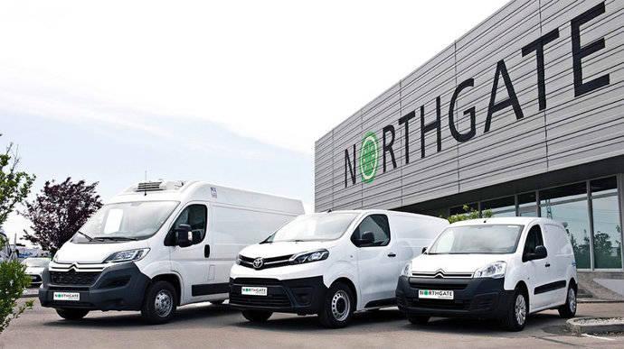 Northgate mejora su oferta con una flota de temperatura controlada