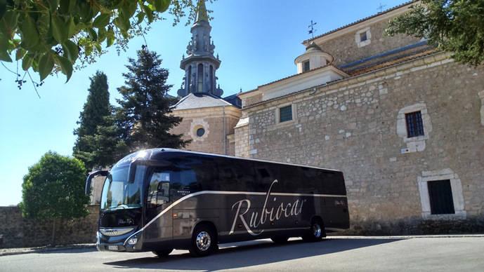 Rubiocar presenta su nueva flota para la provincia de Toledo