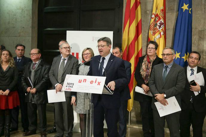 Valencia diseña su movilidad con la vista puesta en 2030