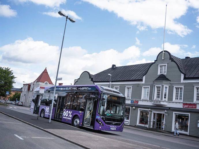 Göttingen apuesta por los autobuses híbridos eléctricos de Volvo Buses