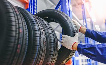 Adine recuerda la importancia del almacenamiento de neumáticos