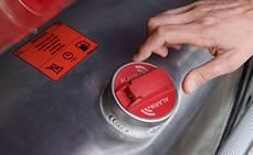 La nueva alarma de robo de combustible Scania disuade a los ladrones