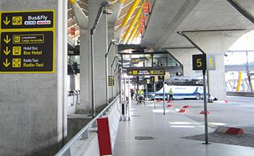 Alsa lanza un nuevo servicio entre los aeropuertos de Madrid y Oporto