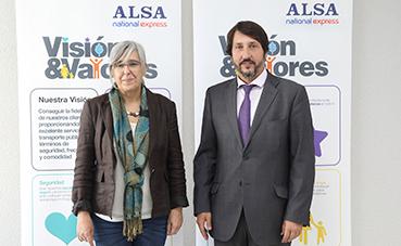 Alsa y la Fundación Mujeres renuevan su convenio