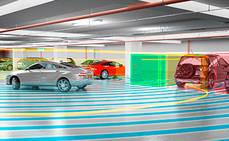 Continental lanza una plataforma de aparcamiento inteligente