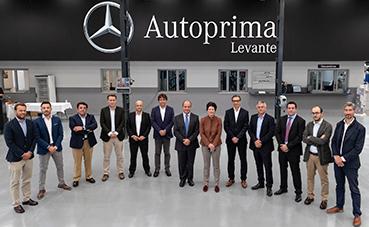 Nuevas instalaciones de Autoprima en Castellón