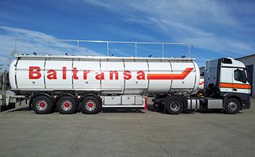 Baltransa firma un acuerdo con Neumáticos Michelin