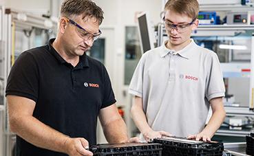 Bosch y CATL colaboran para desarrollar celdas de batería
