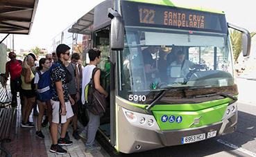 Canarias invertirá en el fomento de la movilidad sostenible