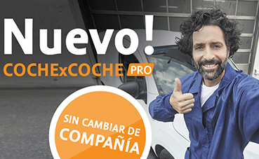 CochexCoche Pro: Caser lanza un nuevo seguro para autónomos