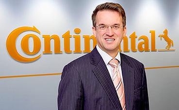 Continental nombra a Reinhard Klant director de la línea Earthmoving