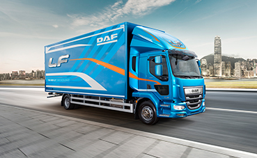 DAF Trucks nombrado 'Fabricante del año 2019'