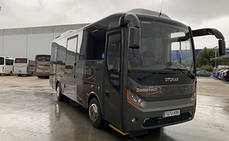 Autocars Domenech adquiere un Navigo TH