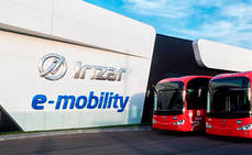FCC e Irizar presentan una plataforma de e-movilidad