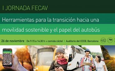 FECAV celebrará una jornada sobre movilidad sostenible