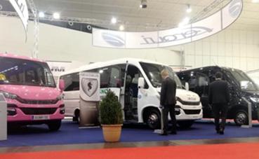 Ferqui presenta dos nuevos modelos en Busworld Europe 2019