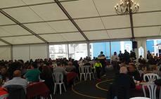 Fegatramer asiste a la 'Festa do Camioneiro' en A Coruña