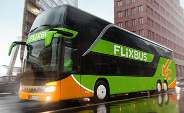 FlixBus venderá 10.000 billetes a un euro en el Black Friday