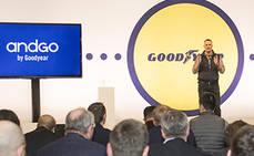 Goodyear lanza la plataforma AndGo para flotas en el CES Las Vegas