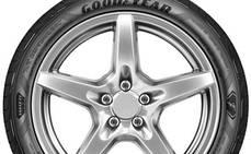 Goodyear lanza el nuevo neumático Eagle F1 Asymmetric 5