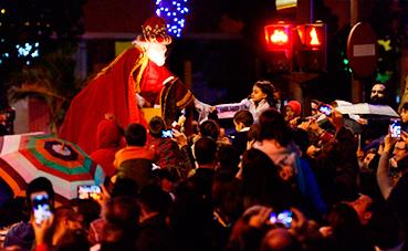 Guaguas Municipales planifica sus servicios para la Cabalgata y Noche de Reyes