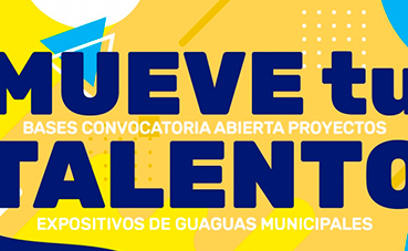 Guaguas convoca el proyecto 'Mueve tu talento'