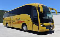 Autocares Herencia confía en el SC7 de Sunsundegui