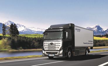 Hyundai's Hydrogen Mobility Solution, premiado por su innovación
