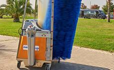 JMB presenta el primer monocepillo con baterías de litio