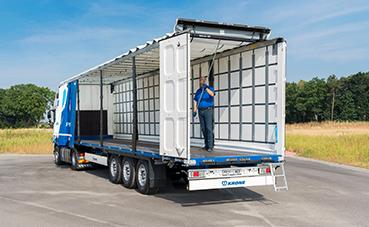 Krone exhibirá su Cool Liner en la feria de transporte logístico en Múnich