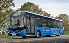 McGill's ordena 26 autobuses de baja emisión Enviro200
