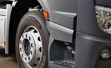Michelin extiende su oferta de neumáticos para camiones