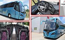 Dani-Mar adquiere un vehículo Touring HDH 12,9m de Nogebus