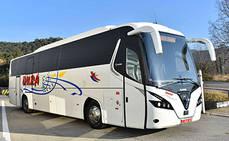 Nogebus entrega un vehículo a Autocars Durá