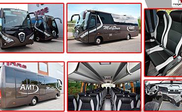 Melytour adquiere cinco Touring H de Nogebus