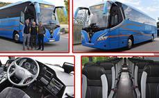 Romà Bus adquiere un Touring HD de Nogebus