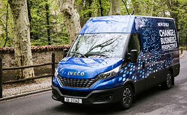 Iveco presenta su nueva Daily: más personalización y conectividad