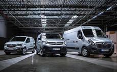 Opel presenta su nuevo Opel Movano: seguridad conectada y versatilidad