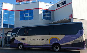 Autos González adquiere sus primeros Ulyso TH de Otokar
