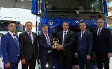 Ford Trucks F-MAX, nombrado 'Camión del año 2019' en Rusia