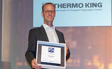 Thermo King, premiado en los ETM como 'Mejor marca'