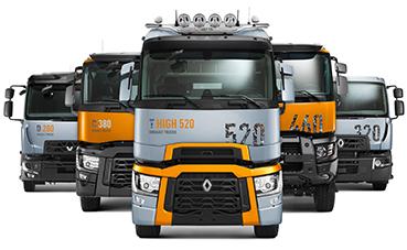 Renault Trucks lanzará este 2020 nuevas versiones de su Gama T