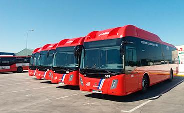 Autómnibus incorpora cuatro unidades Scania