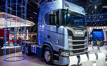 Scania gana el premio 'Truck of the Year Latin America 2020'