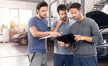 Bosch lanza un programa de cursos para talleres independientes