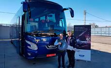 Autocares Tocina incorpora un nuevo VDL a su flota