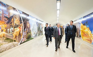 El alcalde de Vigo invita a visitar la ciudad estas Navidades